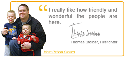 Thomas' Success Story