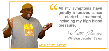 Winston's Patient Success Story at Georgia Clinic of Chiropractic