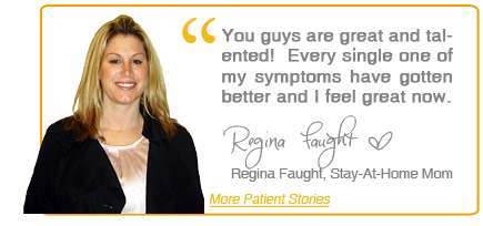 Regina's Patient Success Story at Georgia Clinic of Chiropractic